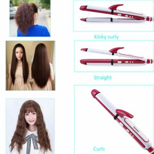 KEMEI KM-3304 Hair Straightener