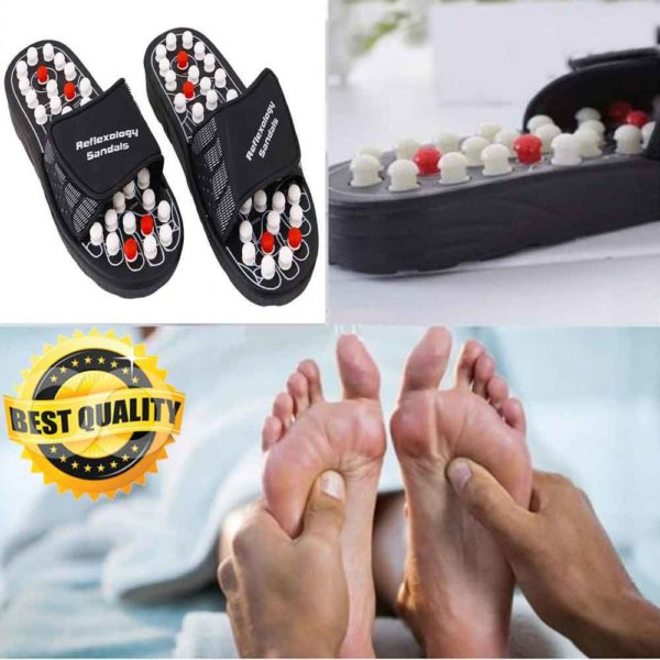 Foot Massage Slippers for Pain Relief