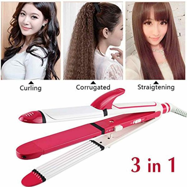 KEMEI KM-1291 Hair Straightener