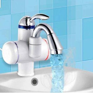 Electric Instant Water Heater Tap for Basin
