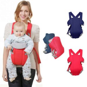 Multi-Position Baby Carrier Bag