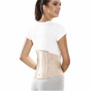 Tynor Orthopedic Contoured L S Belt Back Pain Support