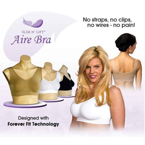 Slim N' Lift Aire Bra