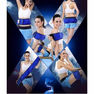 X5 Super Slim Vibration Massage Weight Loss Belt