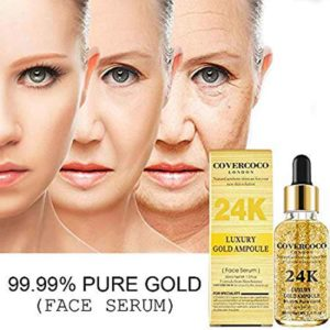 Covercoco 24K Face Serum