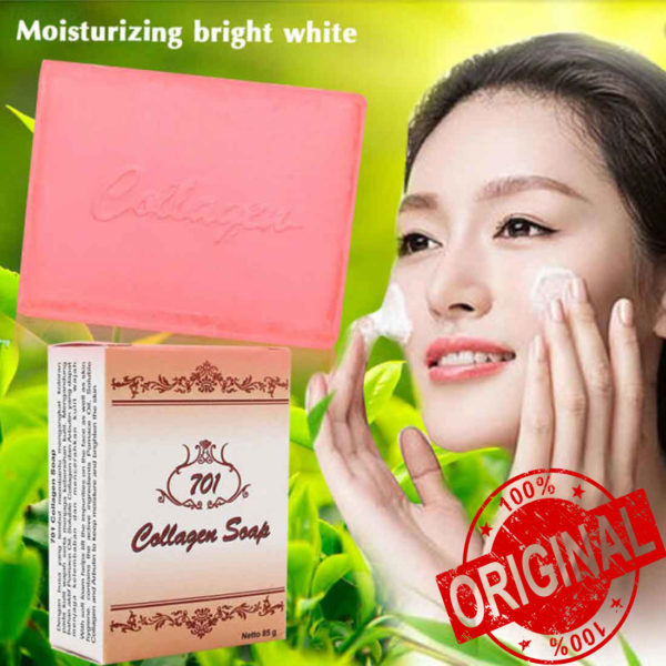 Collagen Soap 85g