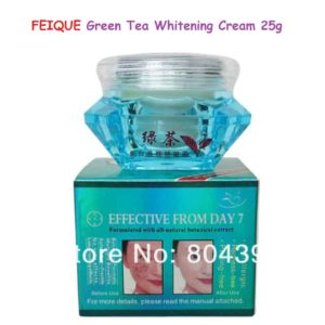 FEIQUE Green Tea Freckle Removing Cream