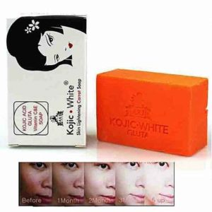 Kojic White Skin Lightening Soap