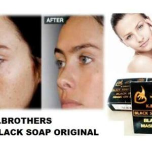 K. BROTHERS Black Soap Original