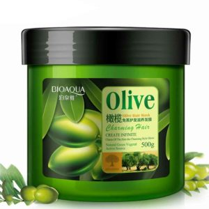 BIOAQUA Olive Hair Mask