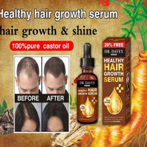 DR. DAVEY Ginseng Healthy Hair Growth Serum