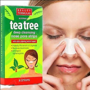 Tea Tree Deep Cleansing Nose Pore Strip